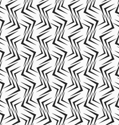 Repeating ornament many gray corners vector