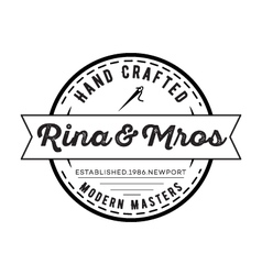 Rina and mras badge vector