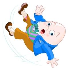 Humpty Dumpty vector image vector image
