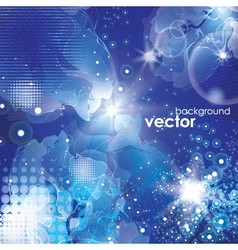 Abstract space concept background vector