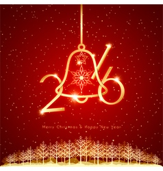New year christmas holidays celebration background vector