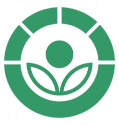 radula symbol vector image