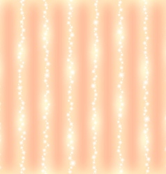Romantic abstrack sparkling line background vector