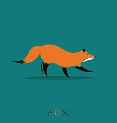 Fox 12 12 15 vector image vector image
