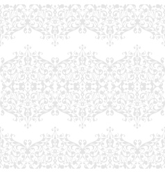Floral vintage seamless pattern vector