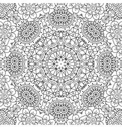 Gorgeous full frame geometric design background vector