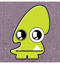 Monster vector image vector image