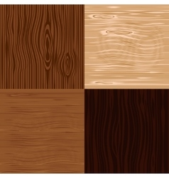 Wooden texture seamless backgrounds vector image vector image