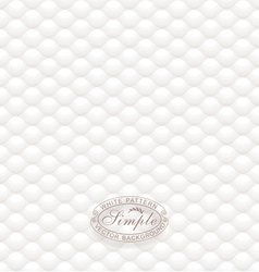 White textured wallpaper vector