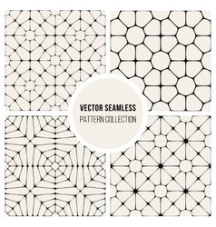 Seamless pavement pattern collection vector