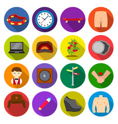 Sport nature recreationand other web icon in vector
