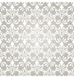 pattern on vector image vector image