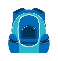 School bag study icon vector