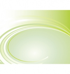 abstract background with green gradients vector image vector image