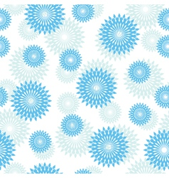 Light blue texture with round elements vector