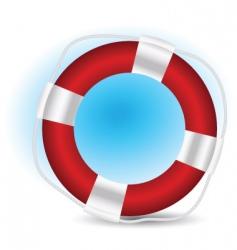 life buoy2 vector image
