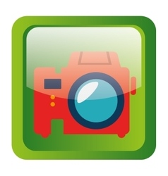 Camera and photography media vector