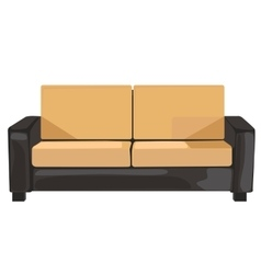 Sofa in format vector