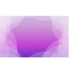 Purple abstract background style design vector