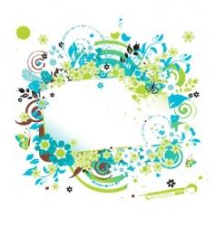 summer dreams greeting card vector image vector image