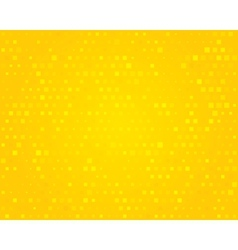 Yellow background vector image vector image