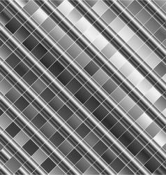 High grade steel background vector