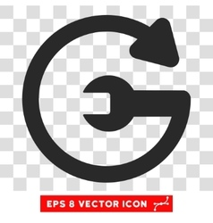 Repeat service eps icon vector