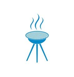 Barbecue2 barbecue grill icon vector