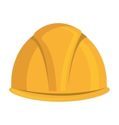 Constrcution tool helmet graphic vector