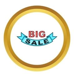 Big sale design icon vector