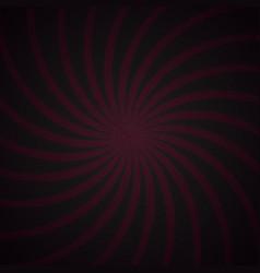 pink and black spiral vintage vector image