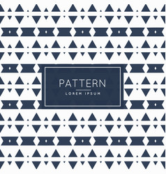 Abstract aztec pattern vector