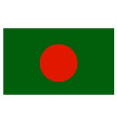 Bangladeshi flag vector
