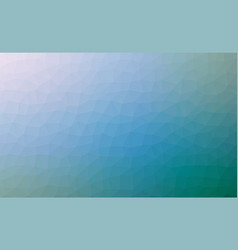 abstract blue colorful lowploly of many triangles vector image vector image