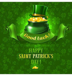 Saint patricks day vector