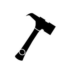 Hammer tool icon vector