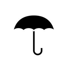 insurance umbrella icon vector image vector image
