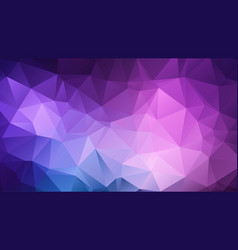abstract amethyst background vector image