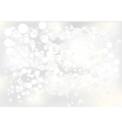 silver background for cards vector image