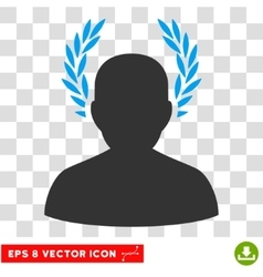 Caesar eps icon vector