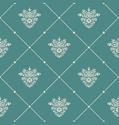 Vintage pattern seamless vector