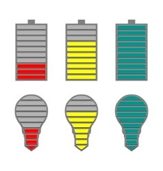 A set of indicators vector
