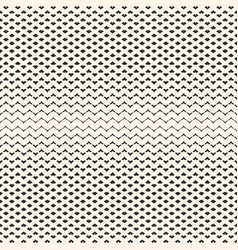 halftone mesh seamless pattern of smooth grid vector image vector image