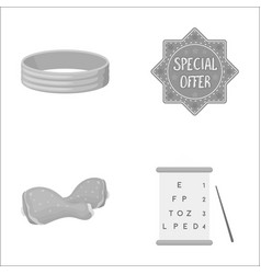 Medicine holiday wedding and other monochrome vector