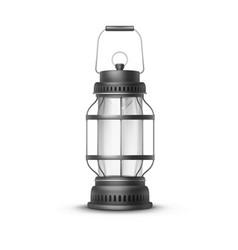 vintage vintage lantern vector image vector image