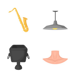 Concert ecology medicine and other web icon in vector