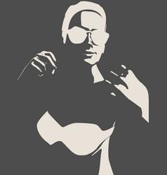 Women rights concept vector