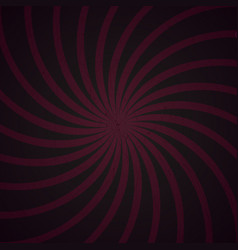 purple and black spiral vintage vector image