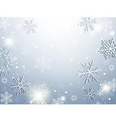 Christmas Winter Holiday vector image