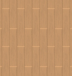 Laminate seamless pattern texture of wood flooring vector